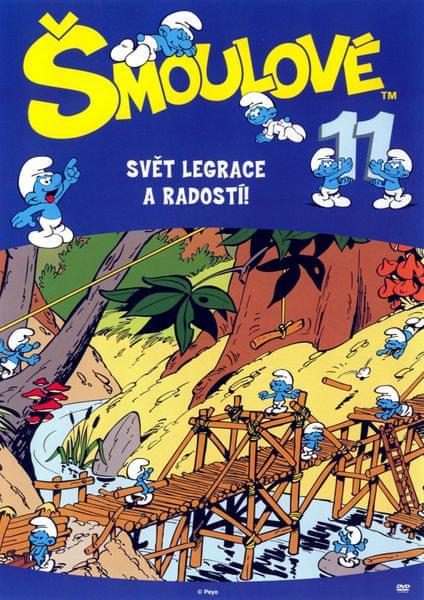 Šmoulové 11 - DVD
