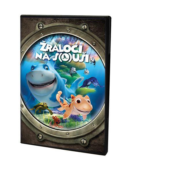 Žraloci na s(o)ušii - DVD