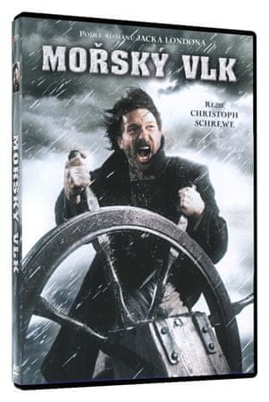 Mořský vlk - DVD