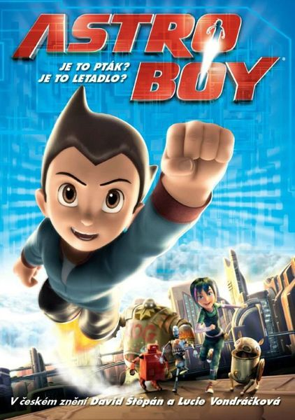 Astro Boy - DVD