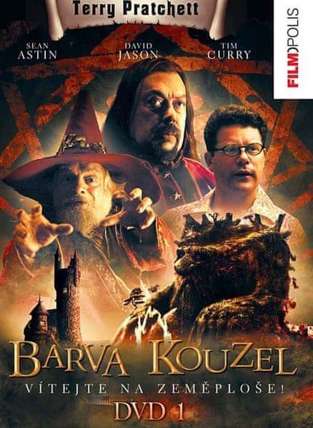 Terry Pratchett: Úžasná Zeměplocha - Barva kouzel 1 - DVD