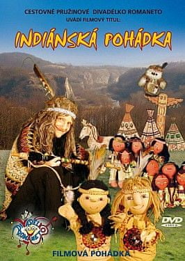 Indiánská pohádka - DVD