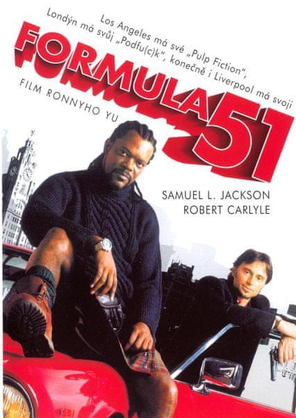 Formula 51 - DVD