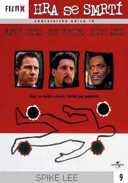 Hra se smrtí - DVD