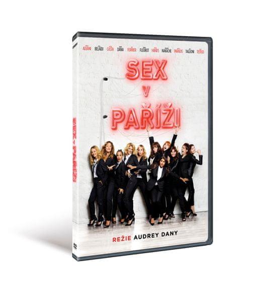 Sex v Paříži - DVD