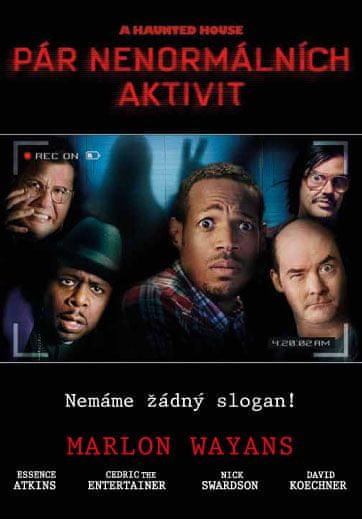 Pár nenormálních aktivit - DVD