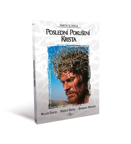 Poslední pokušení Krista - DVD