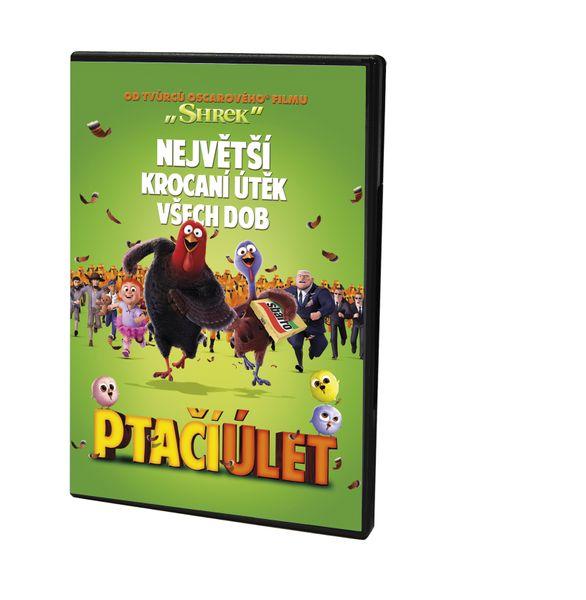 Ptačí úlet - DVD