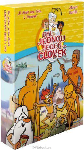 Byl jednou jeden člověk (kolekce 6DVD) - DVD