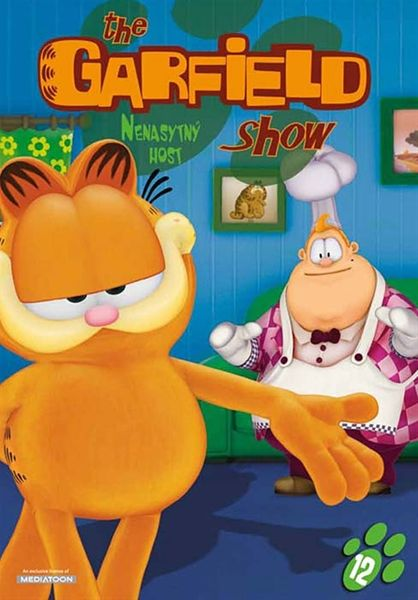 Garfield 12 - DVD