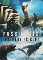 Fascinující proměny přírody: kolekce (3 DVD) - DVD
