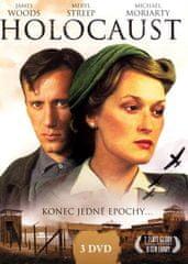Holocaust: kolekce (3 DVD) - DVD