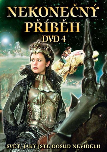 Nekonečný příběh - díl 4. - DVD