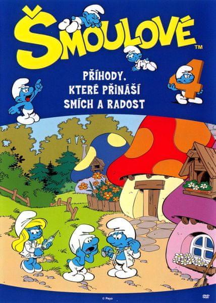 Šmoulové 04 - DVD
