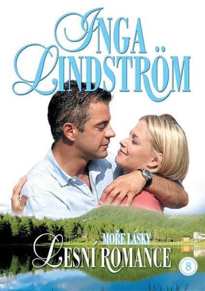 Inga Lindström: Lesní romance - DVD