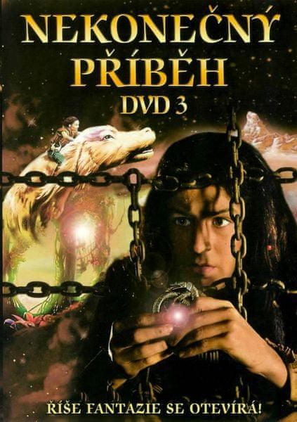 Nekonečný příběh - díl 3. - DVD