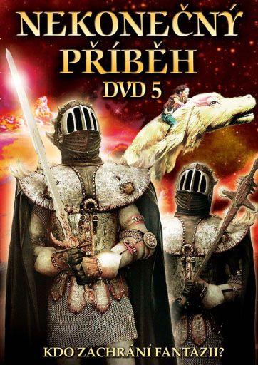 Nekonečný příběh - díl 5. - DVD