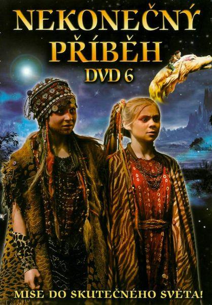 Nekonečný příběh - díl 6. - DVD