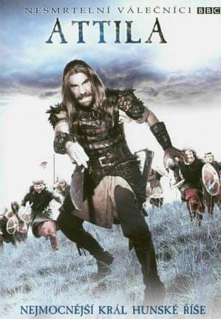 Attila: Nesmrtelní válečníci - DVD