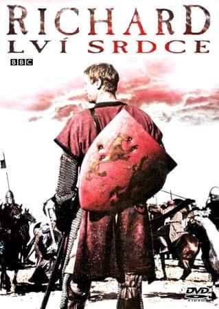 Richard I. Lví srdce: Nesmrtelní válečníci - DVD