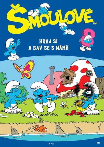 Šmoulové 08 - DVD