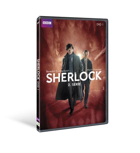 Sherlock - II. série, díl 1. - DVD