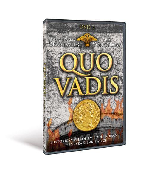 Quo vadis 3 - DVD