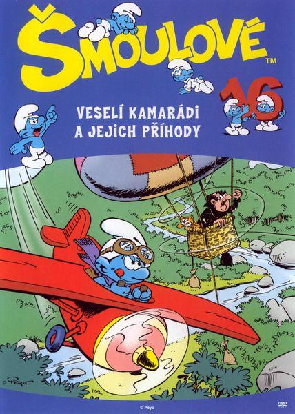 Šmoulové 16 - DVD