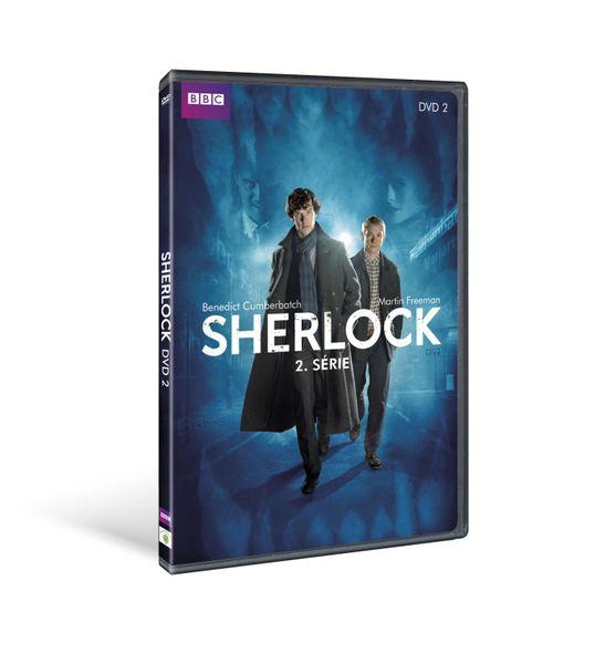 Sherlock - II. série, díl 2. - DVD