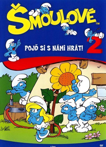 Šmoulové 02 - DVD