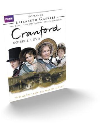 Cranford: kolekce (5DVD) - DVD