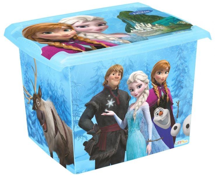 OKT Úložný box FROZEN, 20,5 litru