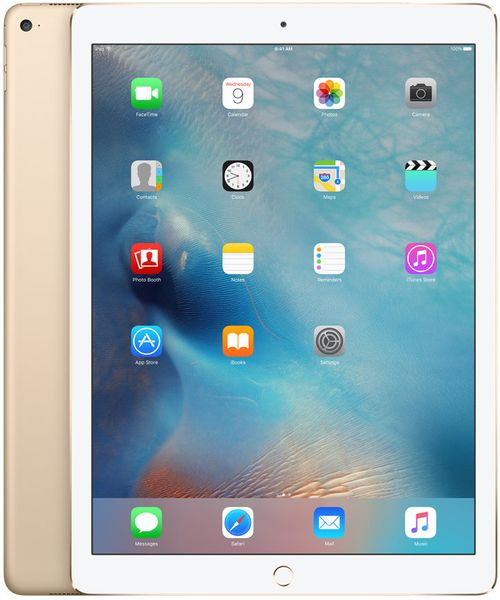 "Apple iPad Pro 12,9"" Cellular 128GB Gold (ML2K2FD/A)"