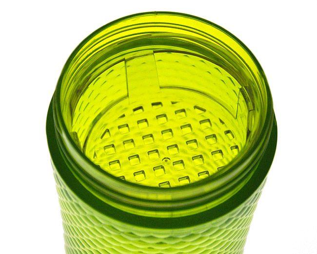 Eldom TMB-45 láhev se sítkem 0,5 l, zelená