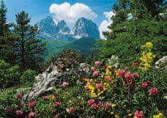 Clementoni 4000 dielikov  - Sassolungo - Langkofel, Dolomity
