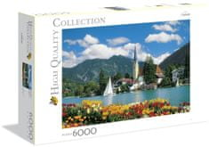 Clementoni Puzzle 6000 dielikov - Tegernsee, Rottach