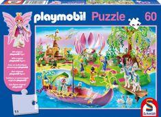 Playmobil Puzzle s originálnou figúrkou