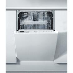 Whirlpool ADG 301 Beépíthető mosogatógép, A+