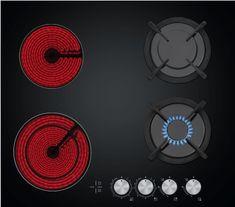Simfer kombinirana ploča za kuhanje 6221 NEVSP