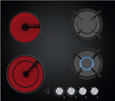 Simfer kombinirana kuhalna plošča 6221 NEVSP