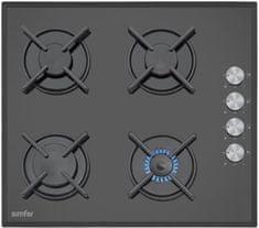 Simfer plinska kuhalna plošča 6400 KGSSP