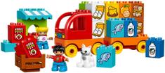 LEGO® DUPLO 10818 Moja Pierwsza Cieżarówka