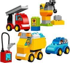 LEGO DUPLO 10816 Moji prvi avtomobili in tovornjaki
