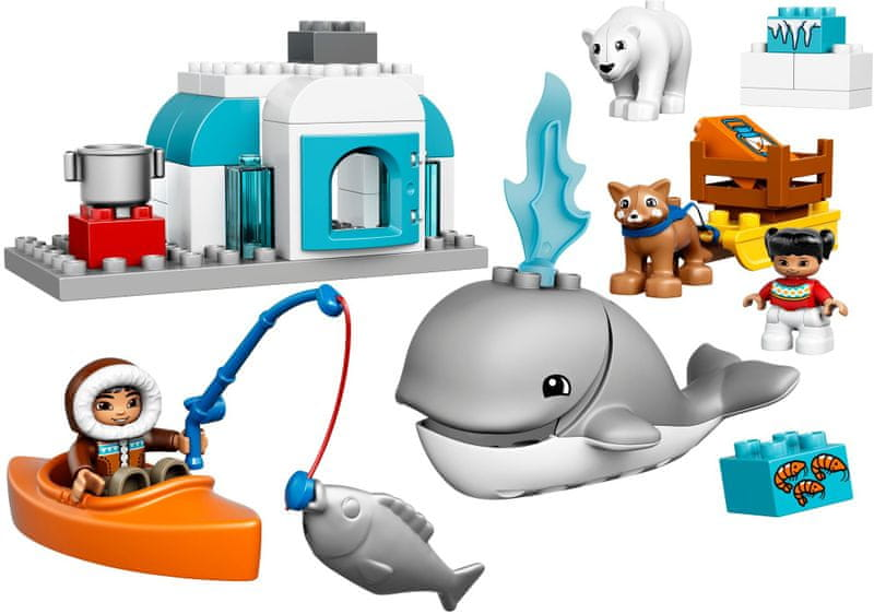 LEGO® DUPLO 10803 Arktida