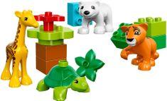 LEGO® DUPLO: Mlade životinje 10801