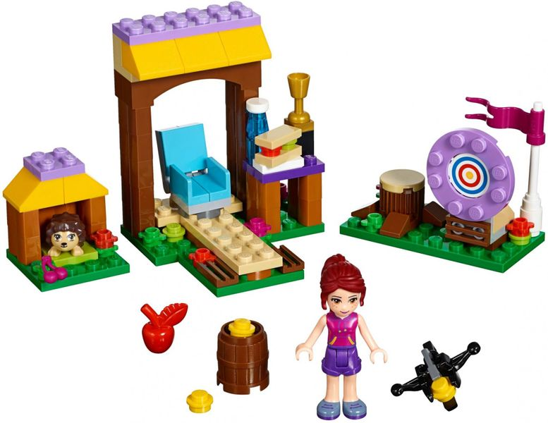 LEGO® Friends 41120 Dobrodružný tábor - lukostřelba