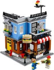 LEGO® CREATOR: Trgovinica na uglu 31050