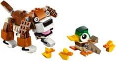 LEGO® CREATOR: Životinje iz parka 31044