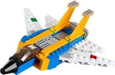 LEGO® CREATOR: Super zrakoplov 31042