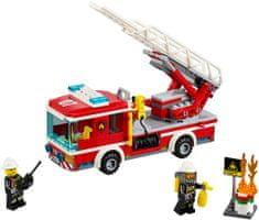 LEGO City 60107 Gasilski tovornjak z lestvijo